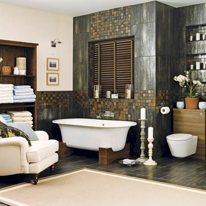 Gorgeous Spa Bathroom Makeover Ideas On a Budget 20
